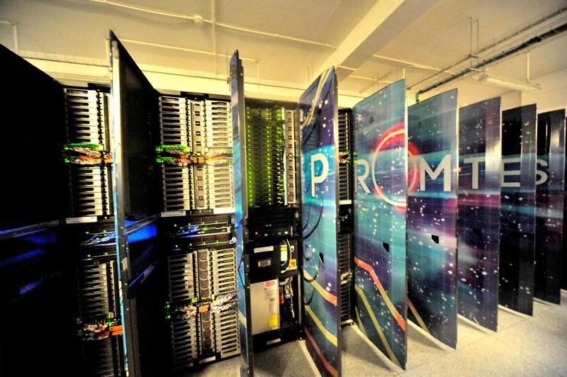 ポーランド、1.7ペタフロップスのスーパーコンピュータを公表 ...
